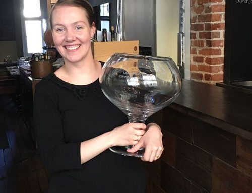 Grand Champagne Challenge winner, sommelier, Saara Alander at restaurant Muru welcomes the Lehmann Glass trophy from Ceestashop today. Congratulations one more time, take good care of the trophy & honor and most of all be the ambassador for champagne & food. @grandchampagne @ceestashop @avelvino @saaraalander