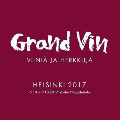 Grand Vin Helsinki lähes 70 viinitaloa esillä, yli 250 viiniä ja Master Classit - tutustu ohjelmaan ja tule viihtymään www.grandvinhelsinki.fi, seuraa tapahtumaa FB ja insta tule mukaan ja osta lippusi jo tänään! # #finn-glera # viinitie
